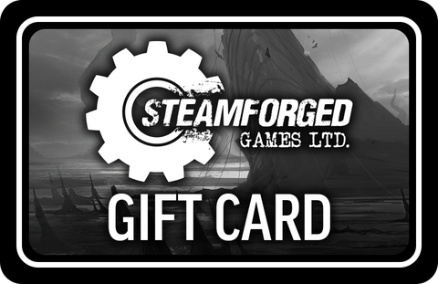 Steamforged Gift Card