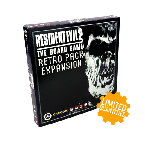 RE2 Board Game Retro Pack Expansion