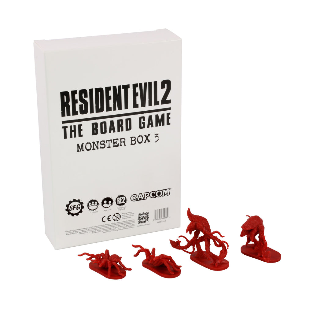RE2: TBG - Monster Box 3