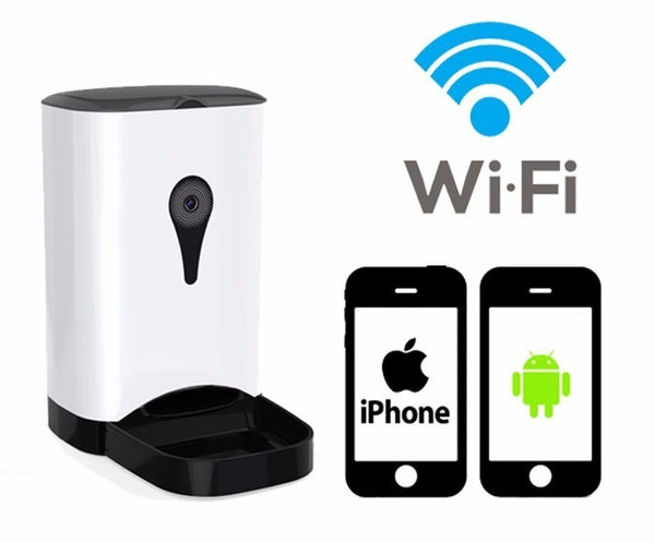 Smart Comedouro WIFI
