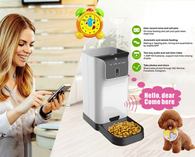 Smart Pet Comedouro Automatico Wifi DadyPet