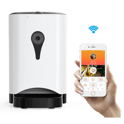 Smart Pet Comedouro Automatico Wifi FX801