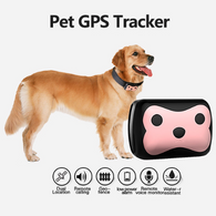 Smart Pet Coleira GPS D69