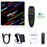 Android TV Box H96 MAX Plus