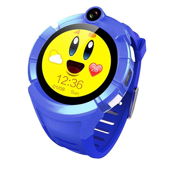 SmartWatch GPS Kids Safe Q360
