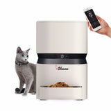 Smart Pet Comedouro Automatico Wifi Ohana