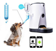 Smart Pet Comedouro Automatico Wifi Petacc