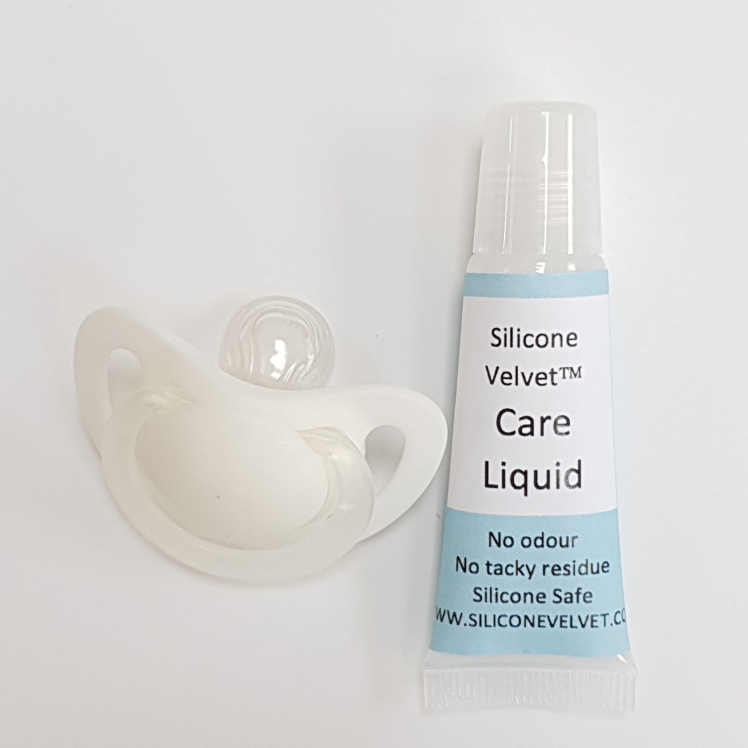 Silicone Velvet Care Liquid - 10g tube or pump - Silicone Velvet Matting Powder