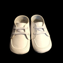 238 Will Beth soft leather pram shoes - lace up