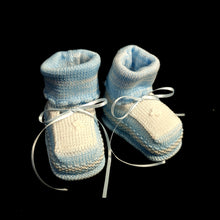 80578 Will Beth Knit booties