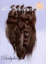 HP babylocks premium mohair STRAIGHT TO WAVY  ***12 COLOURS AVAILABLE***