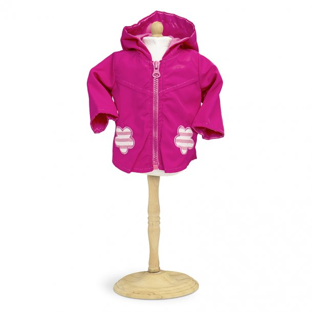 437 Lightweight cute baby jacket / coat ( 3 doll sizes for 11 to 14.5 inches / 29 to 37cm)
