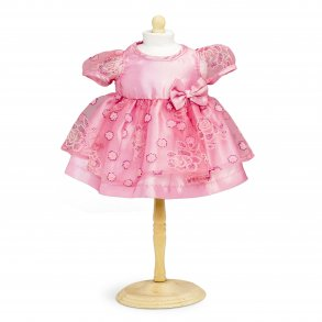 460 Party Dress  (doll size for 14.5 to 16.5inch inches / 38 to 41cm)