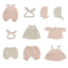 843 Mix n match dolls clothes (13 to 15inch baby dolls)