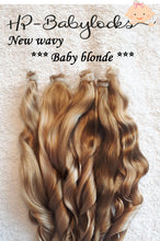 HP babylocks premium mohair NEW WAVY  ***12 COLOURS AVAILABLE***