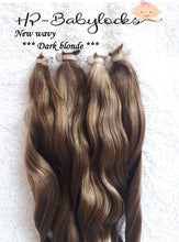 HP babylocks premium mohair NEW WAVY  ***13 COLOURS AVAILABLE***