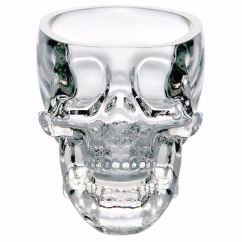Skull Shaped Coffee Glass (150 ML)