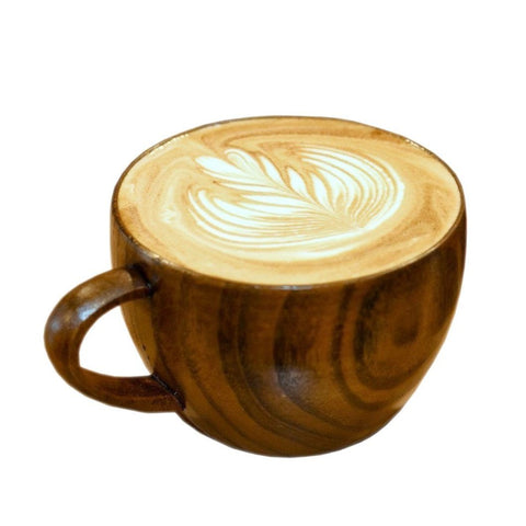 Wooden Coffee Cup (260ml / 8.8 oz)
