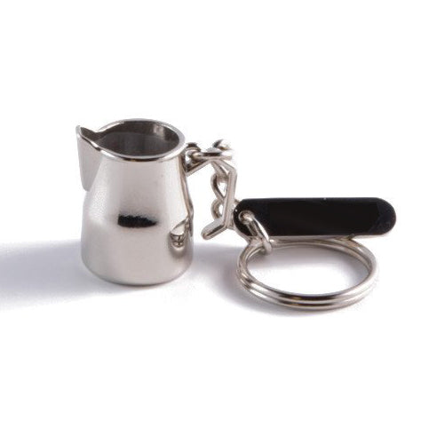 Milk Pitcher Keychain