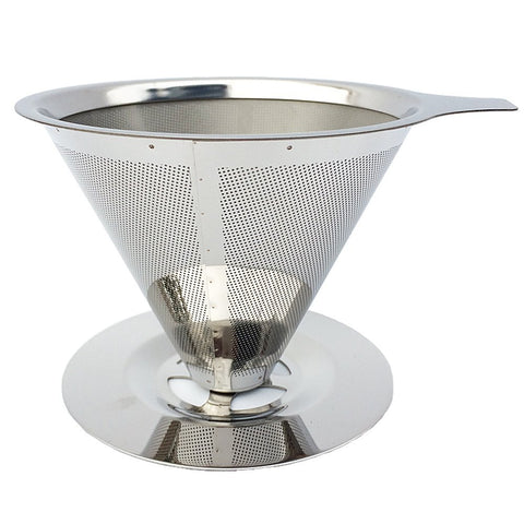 Paperless Pour Over Cone