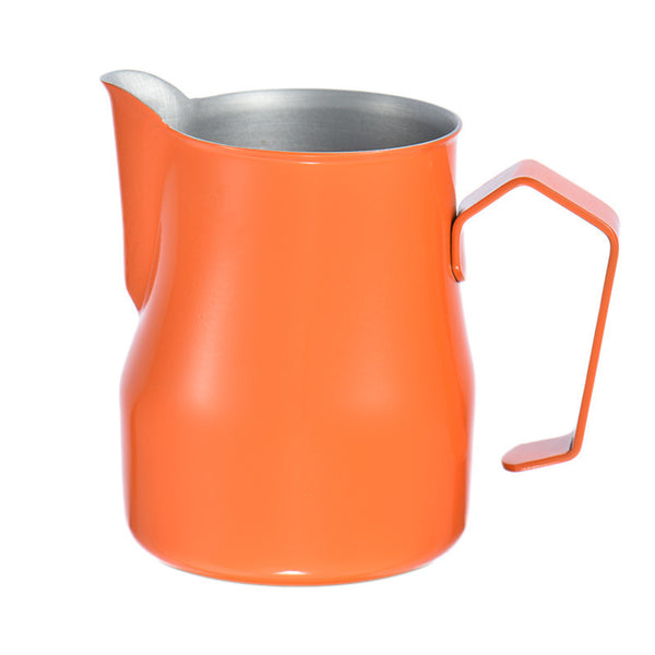 Coffeetized Europa Milk Jug – Orange