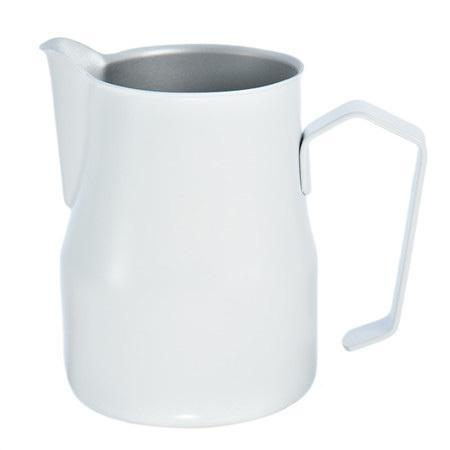 Coffeetized Europa Milk Jug – White
