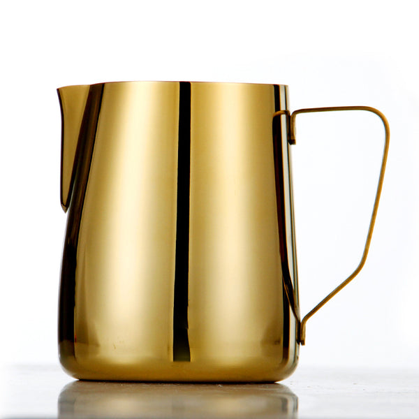 Classic Gold Milk Pitcher
