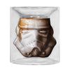 Stormtrooper Double Wall Glass