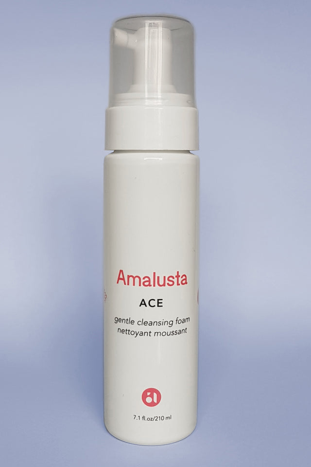 ACE / GENTLE CLEANSING FOAM