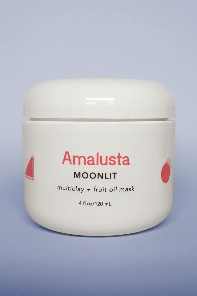 MOONLIT / MULTI-CLAY AND FRUIT OIL MASK