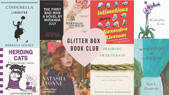 Glitter Box Intersectional Feminist Book Club