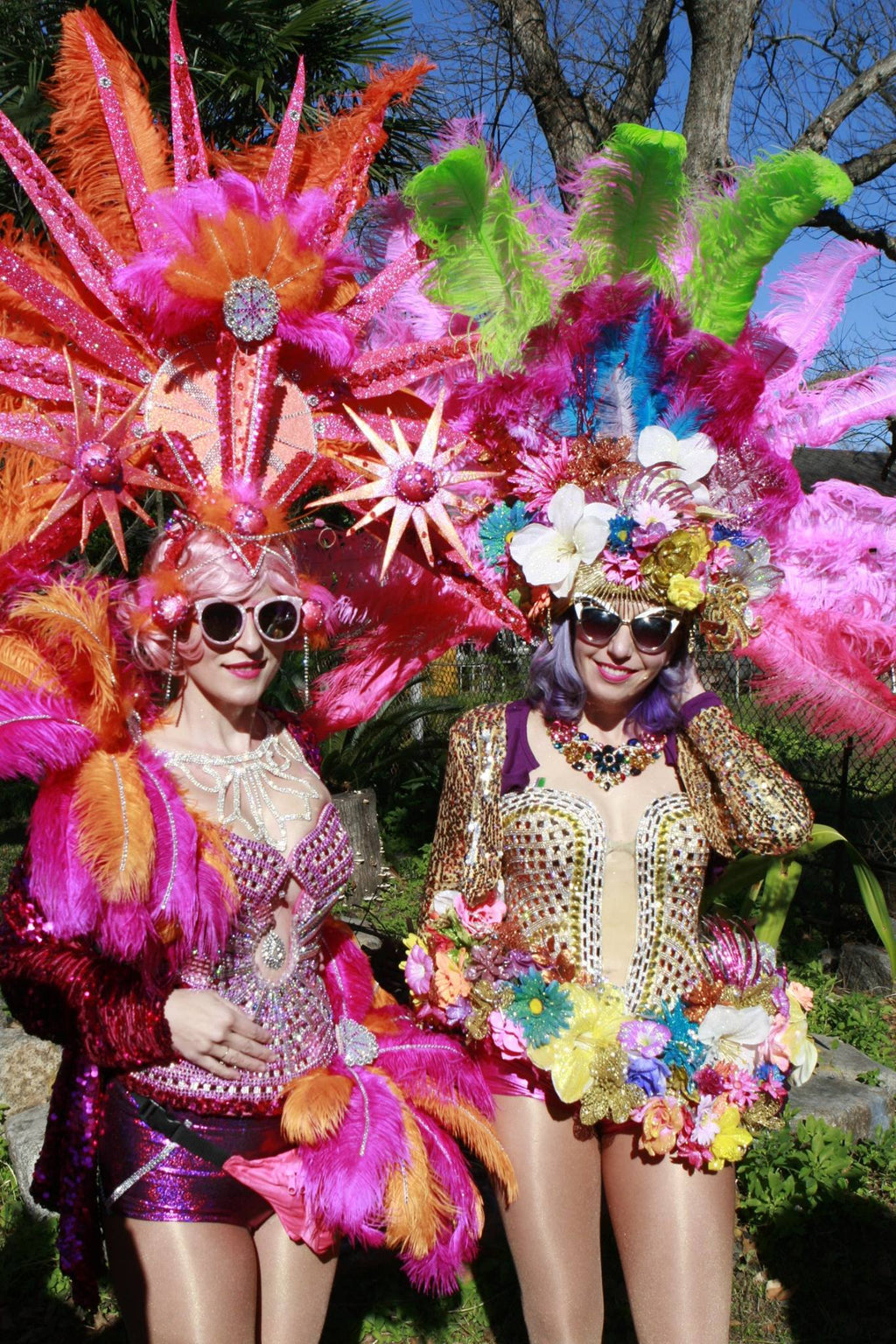 Traveler Broads: What to wear to Mardi Gras: Costuming FAQs