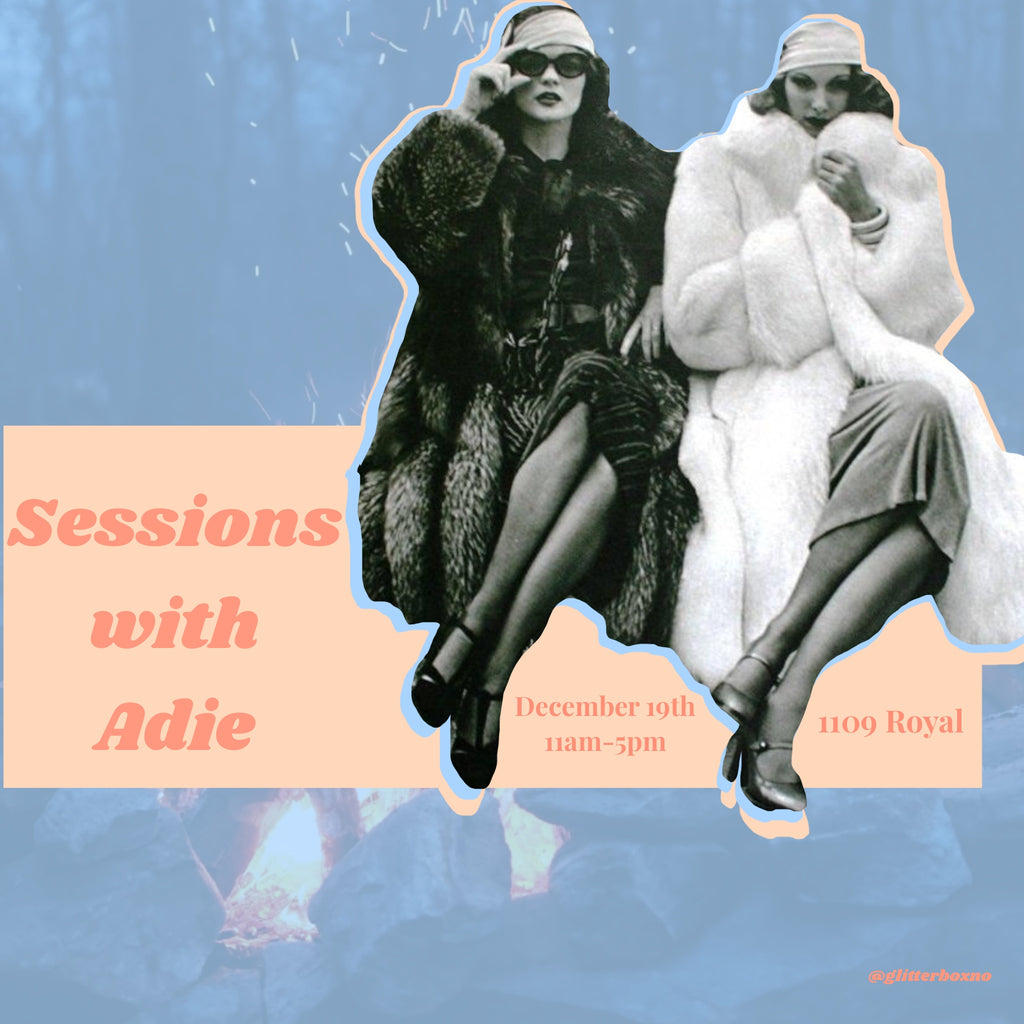 Sessions with Adie ~ Winter Solstice Edition!
