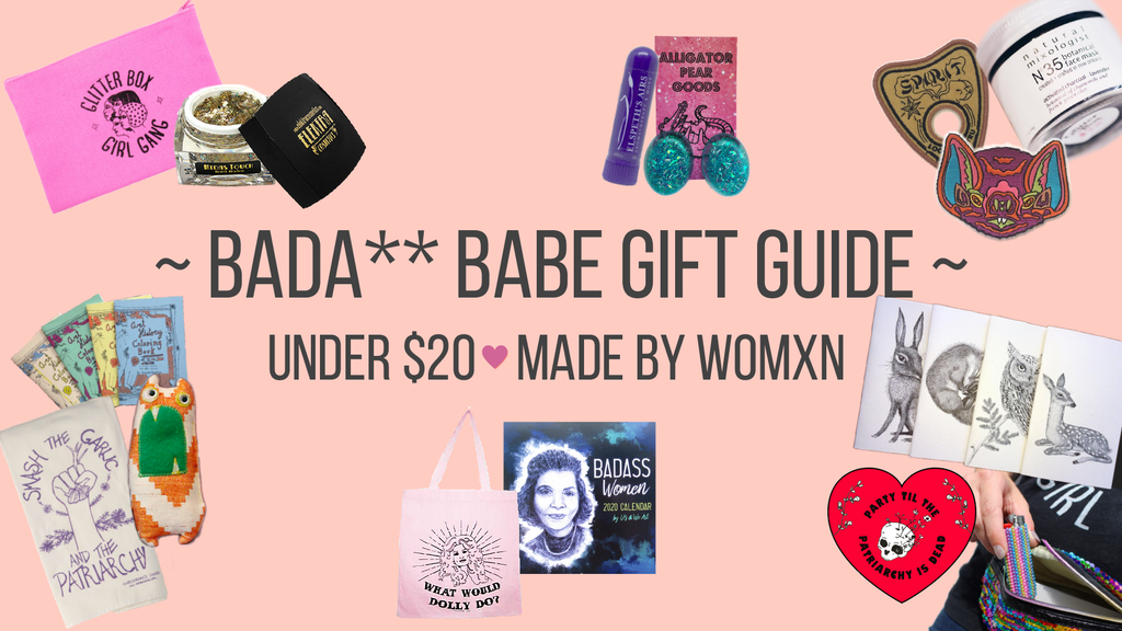 Gift Guide: Under $20