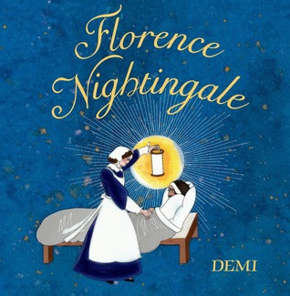 flrence nightingale by demi book cover