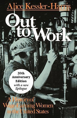 out to work book cover