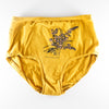 Bloomers (High Waisted Undies) by Sierra Kozman in yellow
