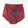 Bloomers (High Waisted Undies) by Sierra Kozman in burgundy
