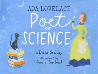Ada Lovelace, the poet of science book cover - gb books