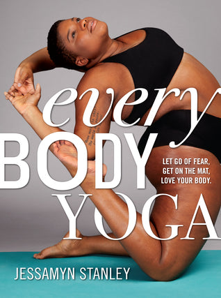 every body yoga book cover