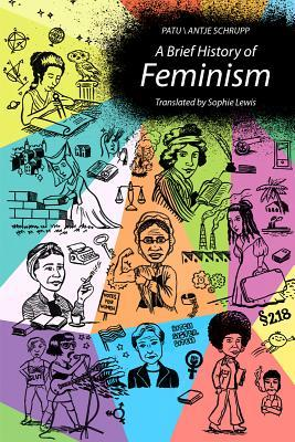 a brief history of feminism book cover, gb books