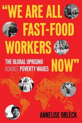 we are all fast food workers now book cover
