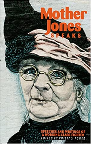 mother jones speaks book cover