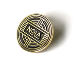 NOLA pin by Statement Goods!