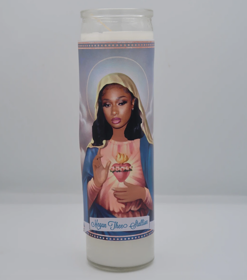 Saint Candles by Mose Mary & Me