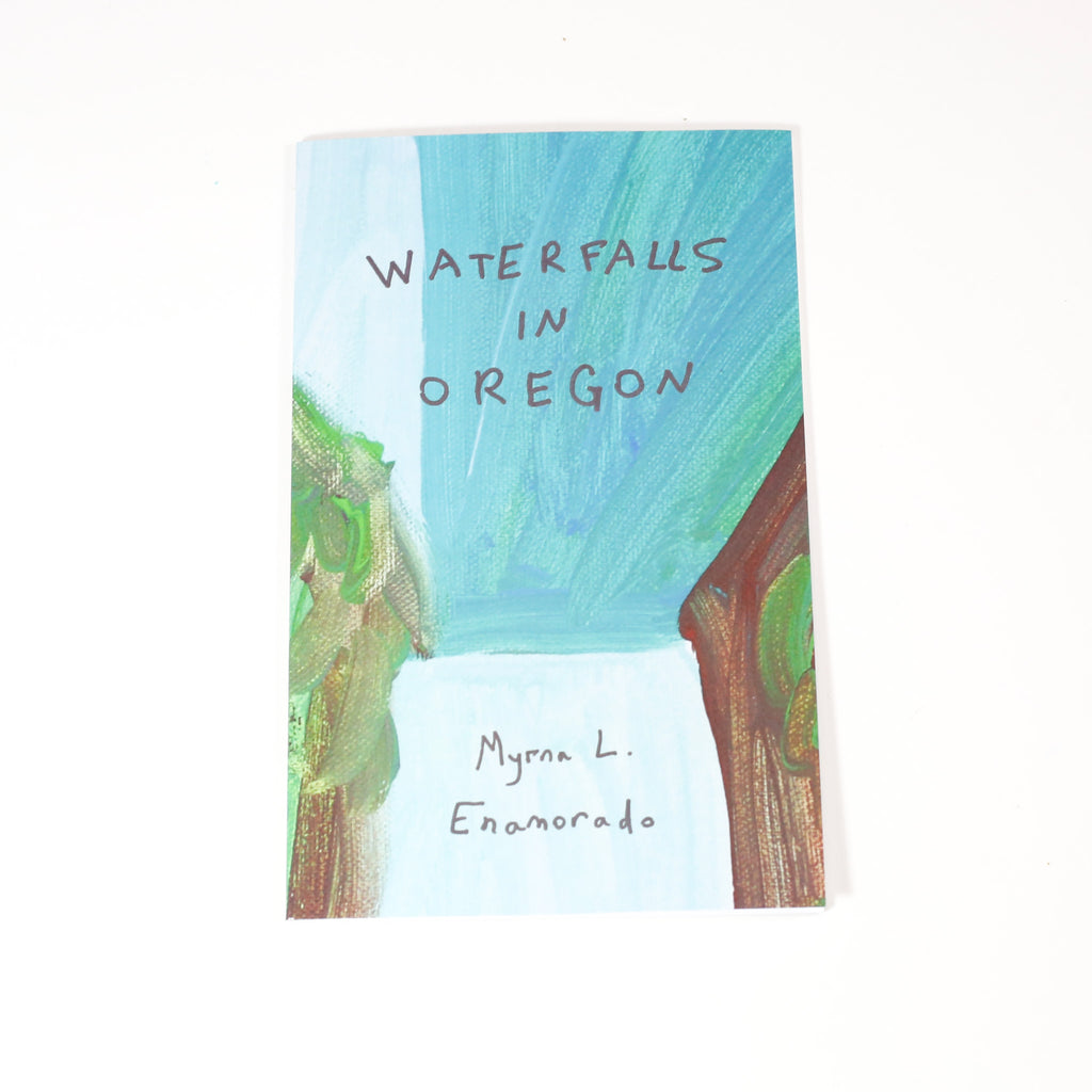 Waterfalls in Oregon Book Cover