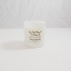 Green Tea + Lemongrass Scented Candle by Kokoann Scented Candles