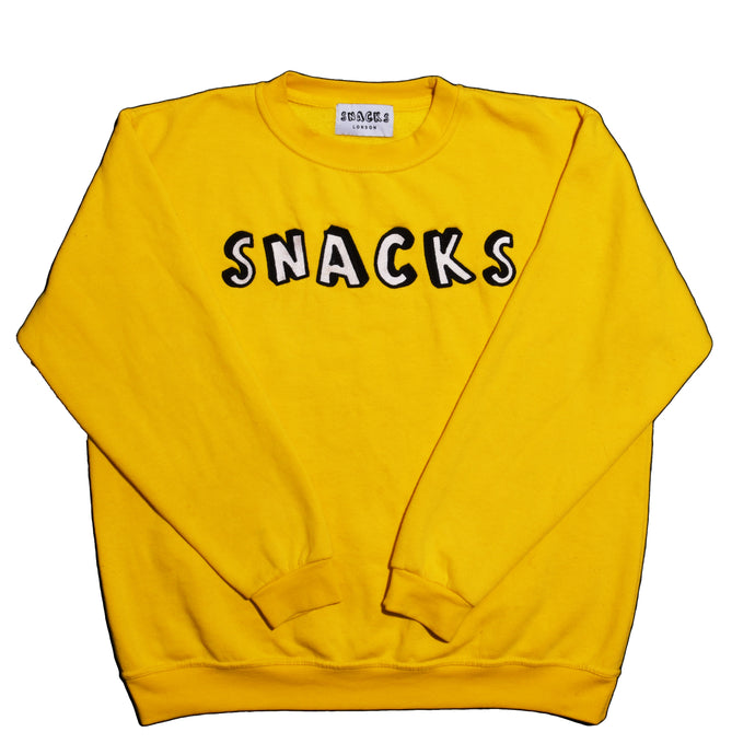 PRE ORDER YELLOW SNACKS