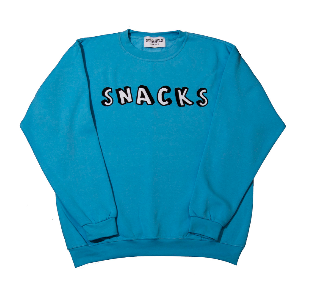 BLUE SNACKS