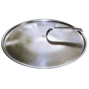 Lid for Premium Stainless Steel Pail, Vet/Milk Bucket, Made in USA